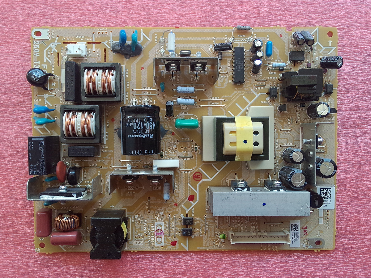 1-875-862-11 172941511 TV power supply board