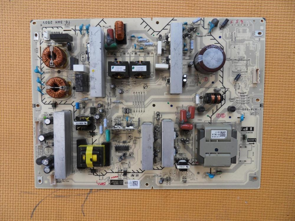 1-878-599-11 sony power supply board
