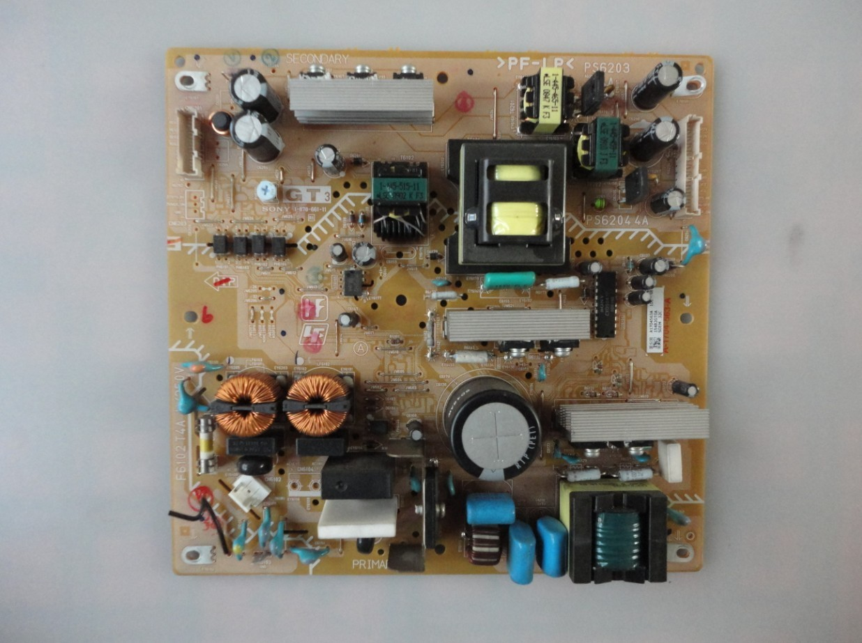 1-878-661-11 PS6203  Power board