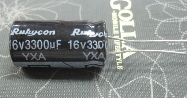 16V3300uF ROHS capacitor 10pcs/lot
