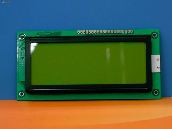 LCD19264 192*64 yellow-green LCD Module