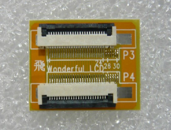 24P 0.5MM FFC extension board