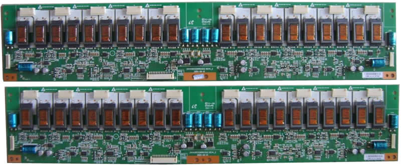 24V40W2S HIP0212A  REV4-1 inverter board