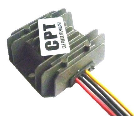 12V to 5V, 24V to 5V 10A50W DC-DC converter buck for car