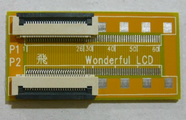 26P 0.5MM FFC extension board
