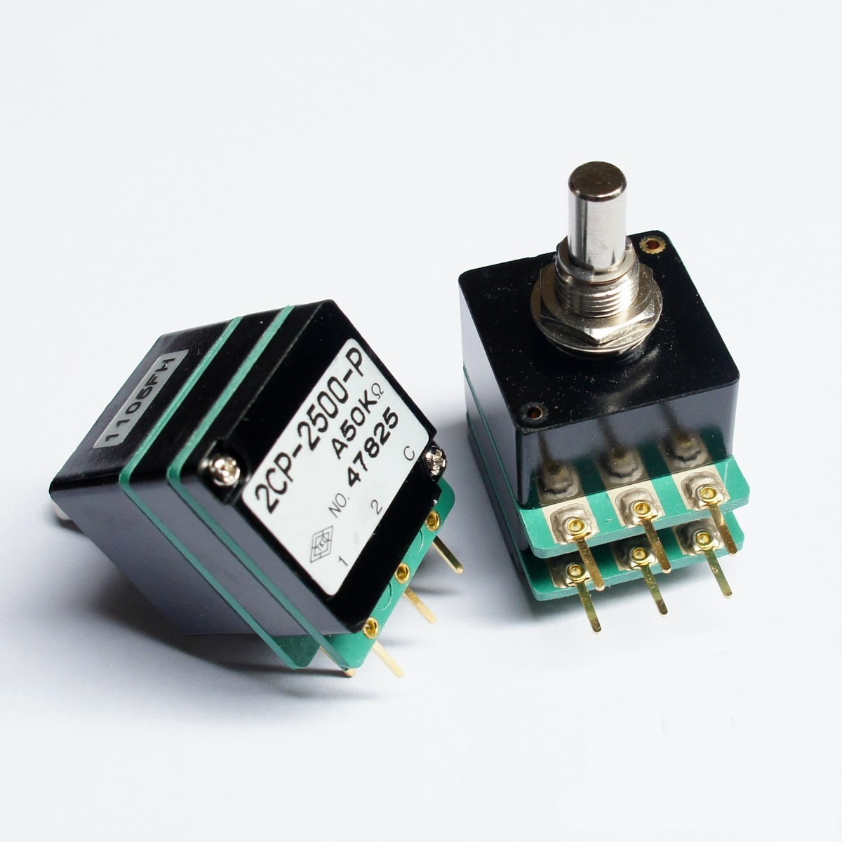 TKD 2CP-2500-P HI-END 50KA A50K Potentiometer