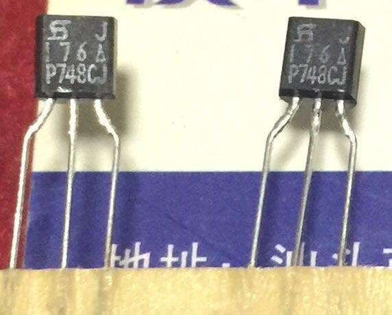 J176 Transistor TO-92 J176