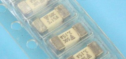3.15A125V 1808 4.5MM*2.2MM FUSE 10pcs/lot