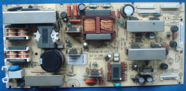 32PF7321 32PF7321/93 PLCD190P1  3122 133 32806 POWER SUPPLY