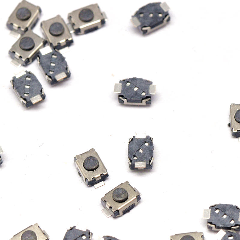 3*4*2MM switch button 10pcs/lot