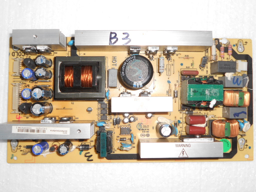40-6PL37C-PWD1XG Power board