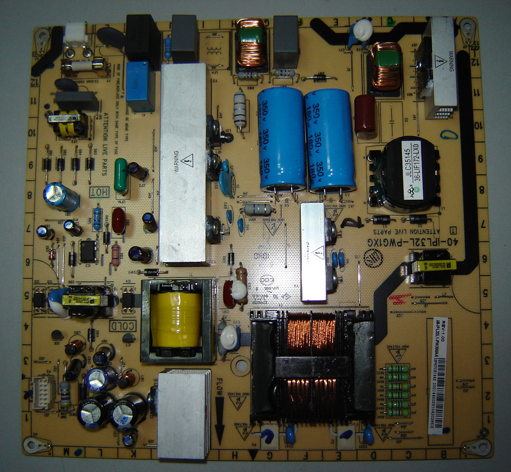 40-IPL32L-PWG1XG Philips power board