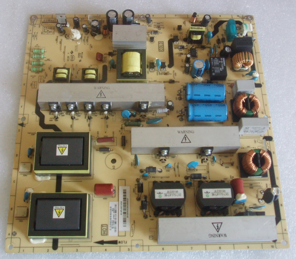 40-IPL47L-PWI1XG Philips power supply board