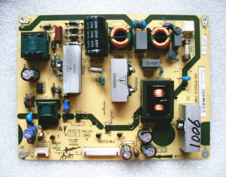 40-P152C0-PWF1XG power supply board