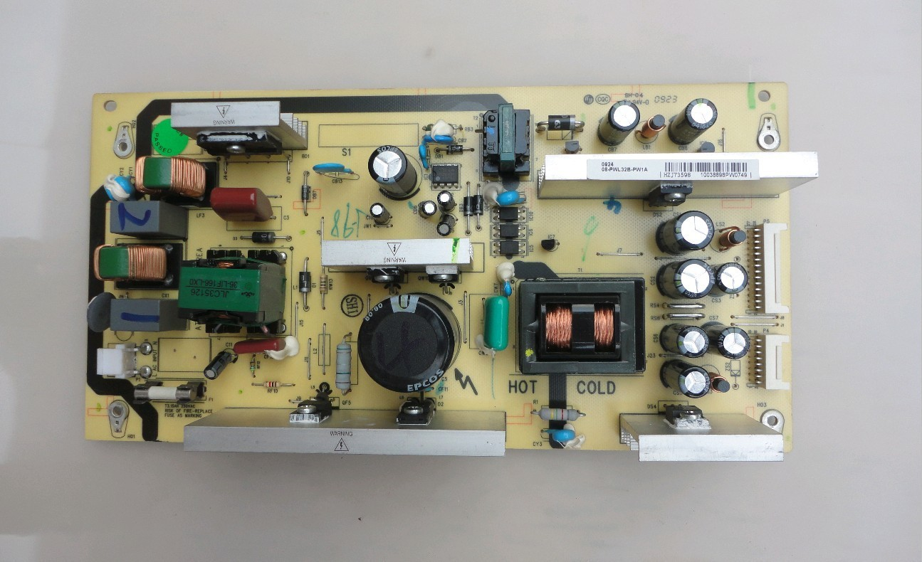 40-PWL32B-PWD1XG Power board