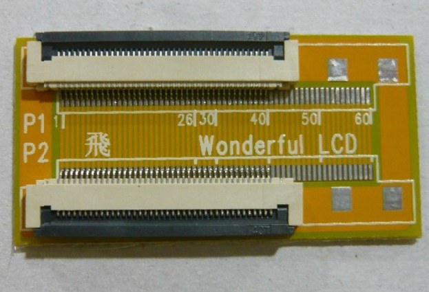 40P 0.5MM FFC extension board