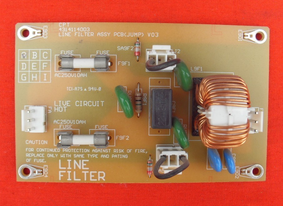 4314114003 Power board