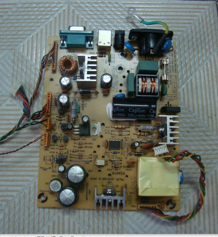 ELO 4421002203F1 power supply board