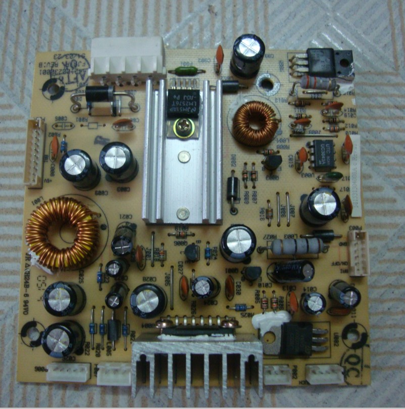 442100230001 FJAP REV:B /4421002300F1 power supply board