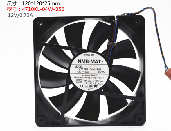 4710kl-04w-b56 fan 4wire