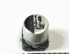 47uf 6.3v 10pcs/lot