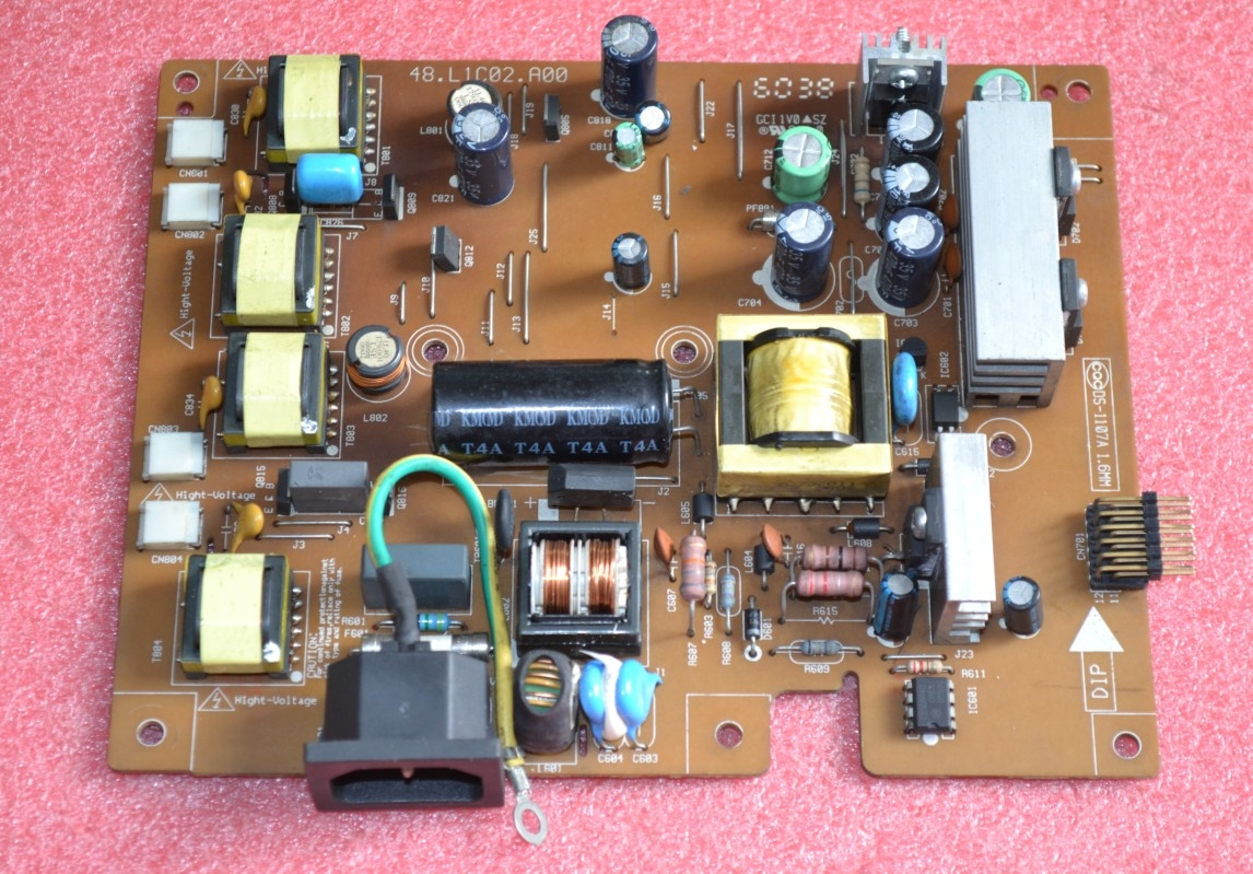 48.L1C02.A00 Power Supply Board