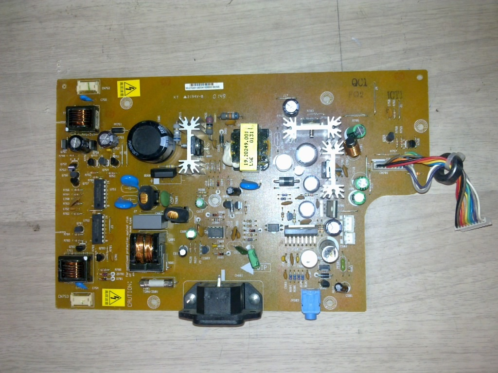 48.L2704.A00 Benq Power Board