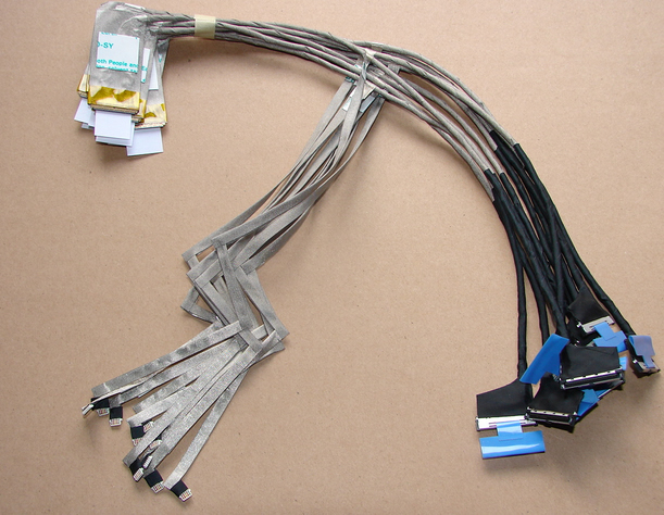 ACER 4551G 4741 4741G D640 MS2306 50.4GW01.013 LCD CABLE