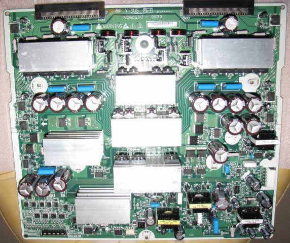 ND60200-0032 Y-SUS Hitachi 55PD8800TC 55PD8900TC