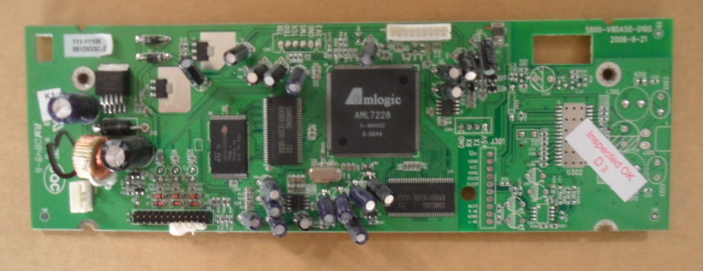 Digital Board 5800-V8DA50-0100