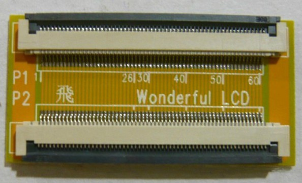 60P 0.5MM FFC extension board