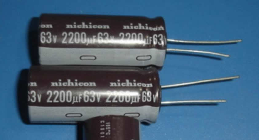 63V2200UF 18*40MM spacing 7.5mm 10pcs/lot