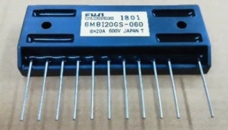6MBI20GS-060 used and tested