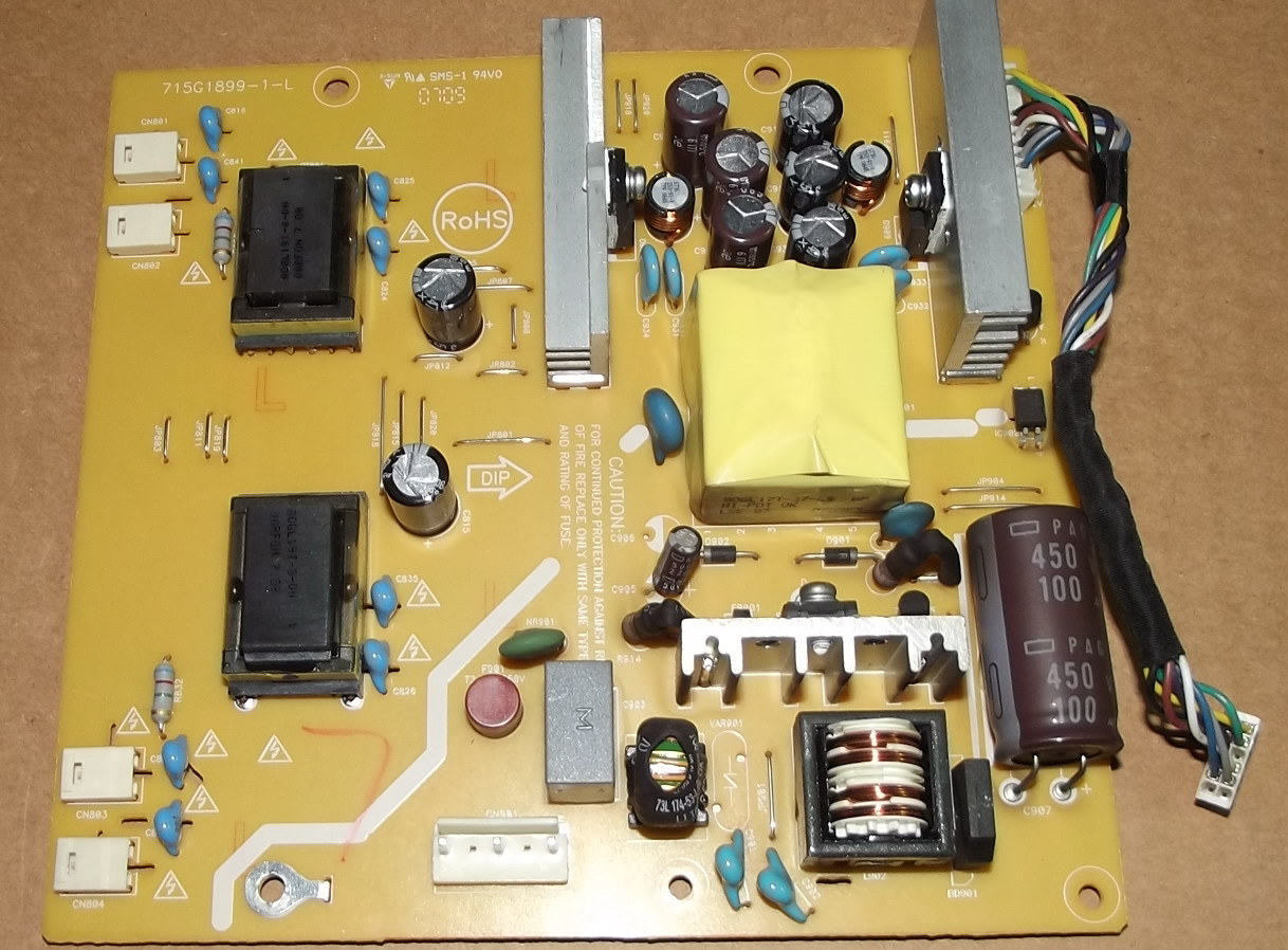 715G1899-1-L LCD power inverter board