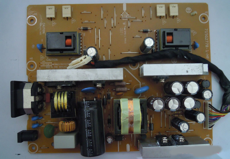715G2778-1-HF Power board