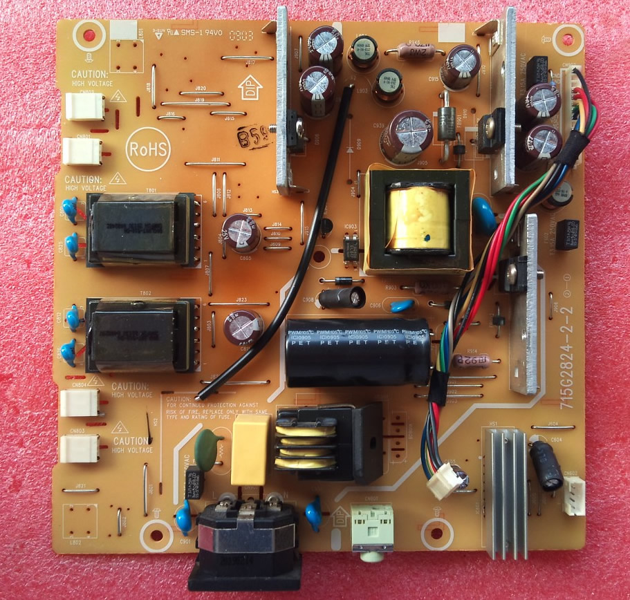 715G2824-2-2 power board
