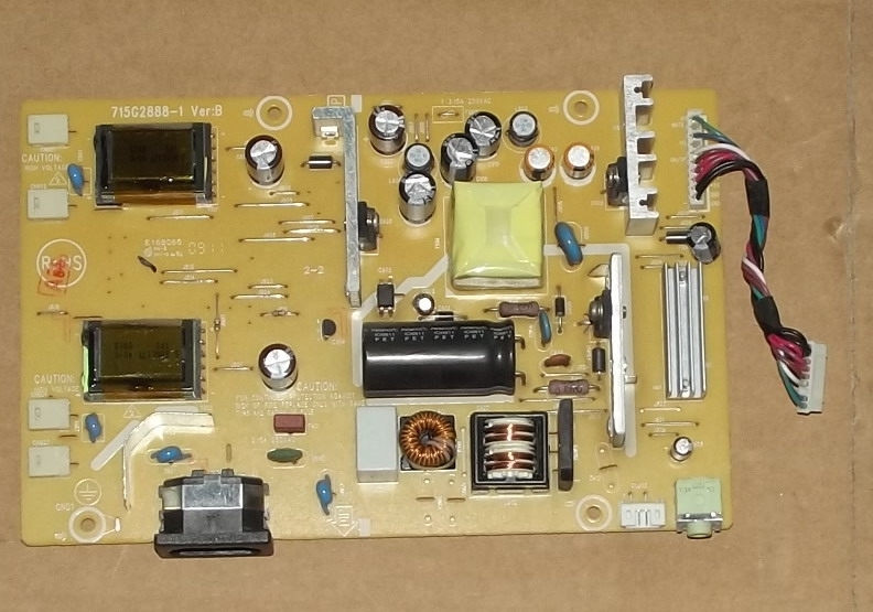 715G2888-1 LCD power inverter board