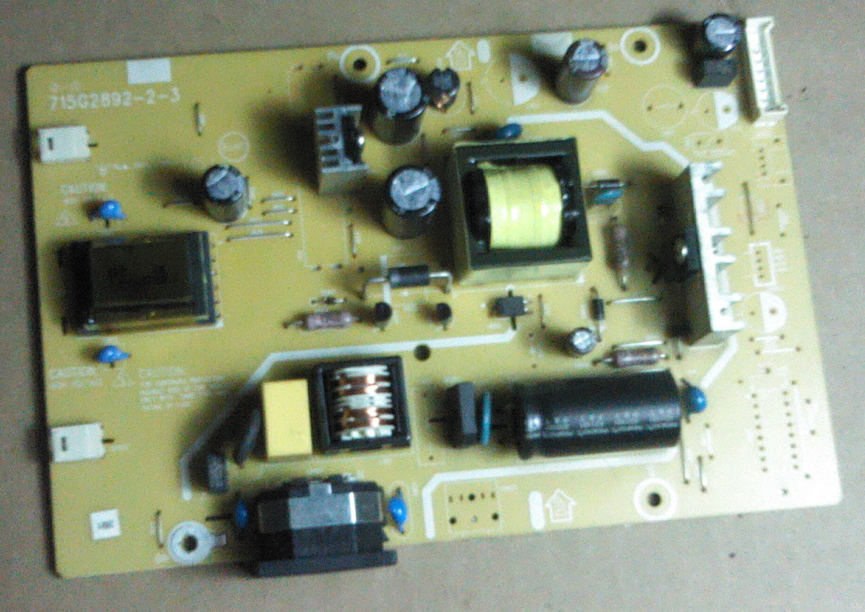 715G2892-2-3 LCD power inverter board