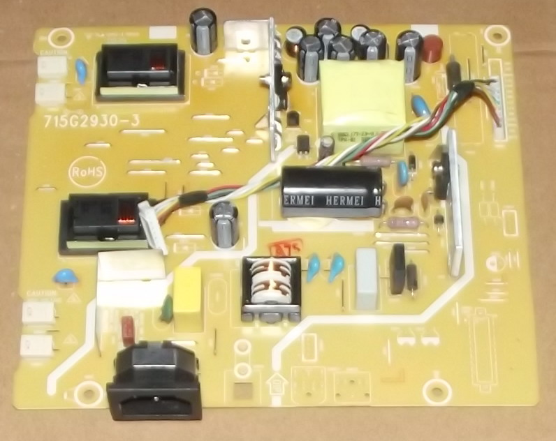 715G2930-3 LCD power inverter board