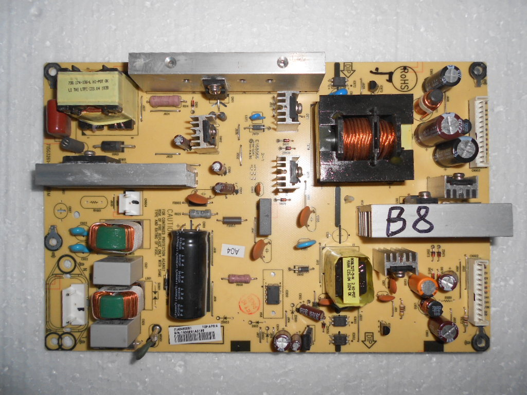 715G3261-P01-H20-003M TV power supply board
