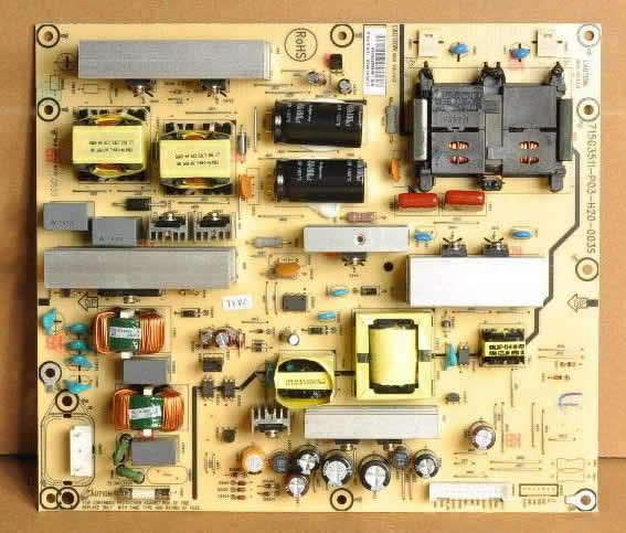 715G3511-P03-H20-003S tv power supply board