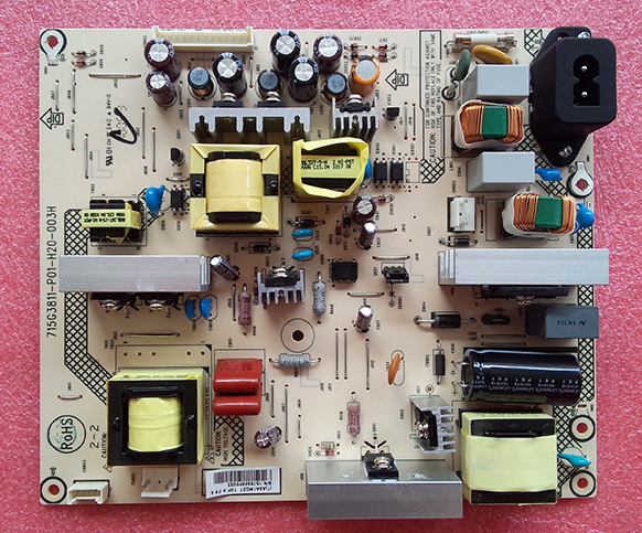 715G3811-P01-H20-003H power supply board