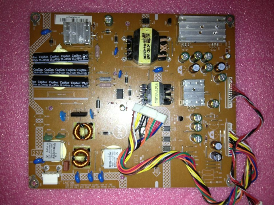 715G4293-P01-H20-001U ADTVA2405AAF Power board
