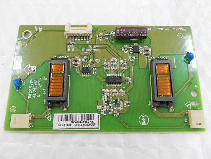 715G4812-P02-000-0H4K HP 18-1000CL backlight inverter