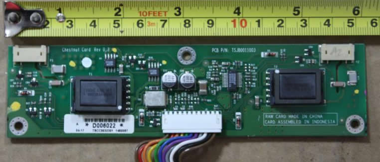REV0.3 TSJB0011003 inverter board