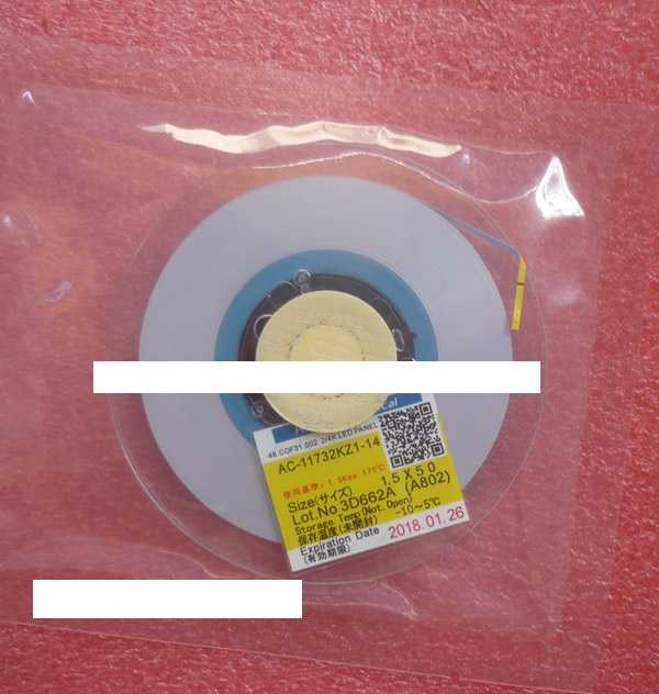 HITACH AC-11732KZ1-14 acf cof bonding tape 1.5mm*50m