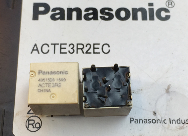 ACTE3R2 panasonic relay new