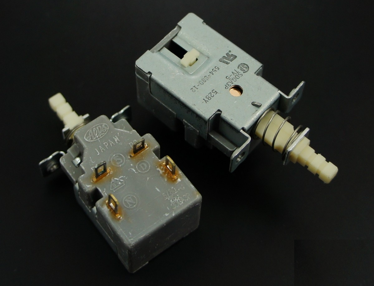 ALPS SDGA3P Switch 5A-80A 250V