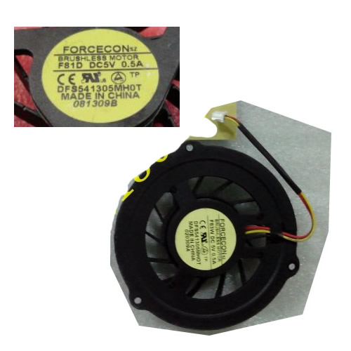 Acer 7535 7738 7235 FORCECON DFS541305MH0T F81D New Original Fan
