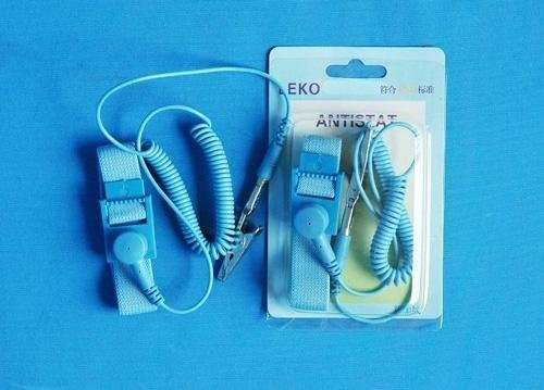 Anti-static wrist Strap LEKO with wire long 1.8M